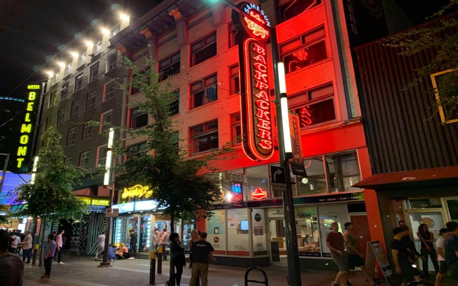 Samesun Hostel Vancouver